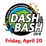 Dash & Bash on April 20, 2018