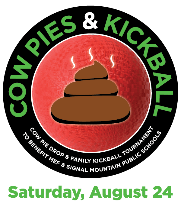 Cow Pies and Kickball Logo